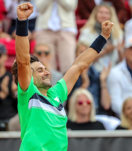 Voor het eerst in twee jaar weer ATP-titel voor Ferrer