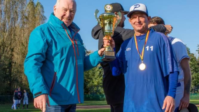 """TJ Antonacci en Hoboken Pioneers winnen de Belgian Series en zijn Belgisch kampioen: """"Alles viel op het juiste moment in de plooi"""""""