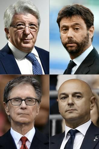 Revolutie in Engeland, windstilte in het Zuiden: welke imagoschade leden de leiders van de Super League-clubs?