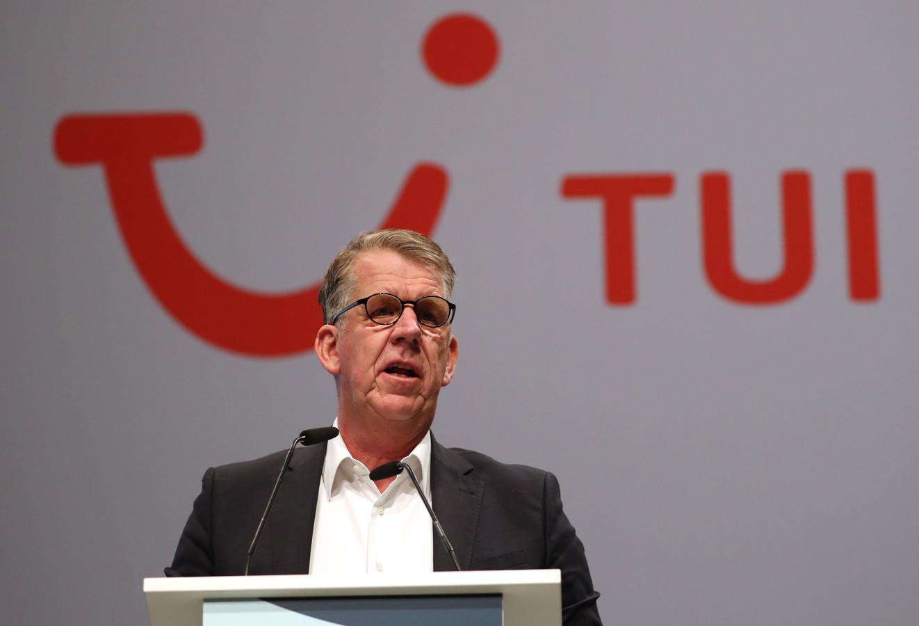 Friedrich Joussen, CEO van TUI