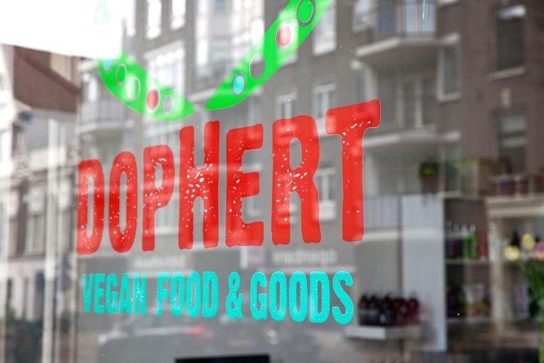Dophert is een van de restaurants die meedoen aan het Vegan Foodie Festival Beeld Roy del Vecchio