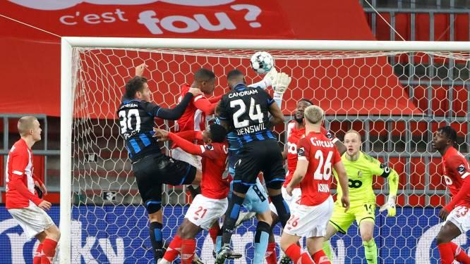 Ironisch: daags na hands Mignolet wordt regel aangepast waardoor goal van Club mogelijk wél zou geteld hebben
