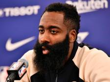 Surprise en NBA: la star de Houston James Harden transférée à Brooklyn