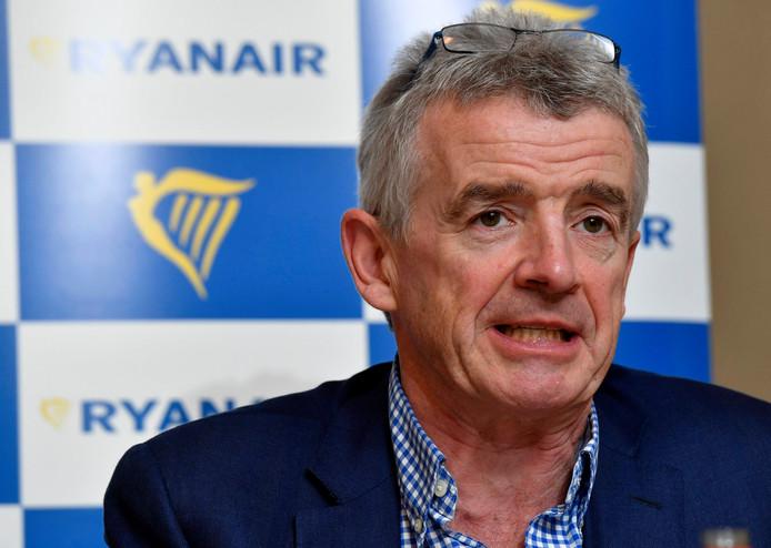 Michael O'Leary, le CEO de Ryanair.