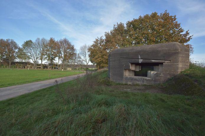 Deze Duitse bunker uit de Tweede Wereldoorlog is nu een museum.