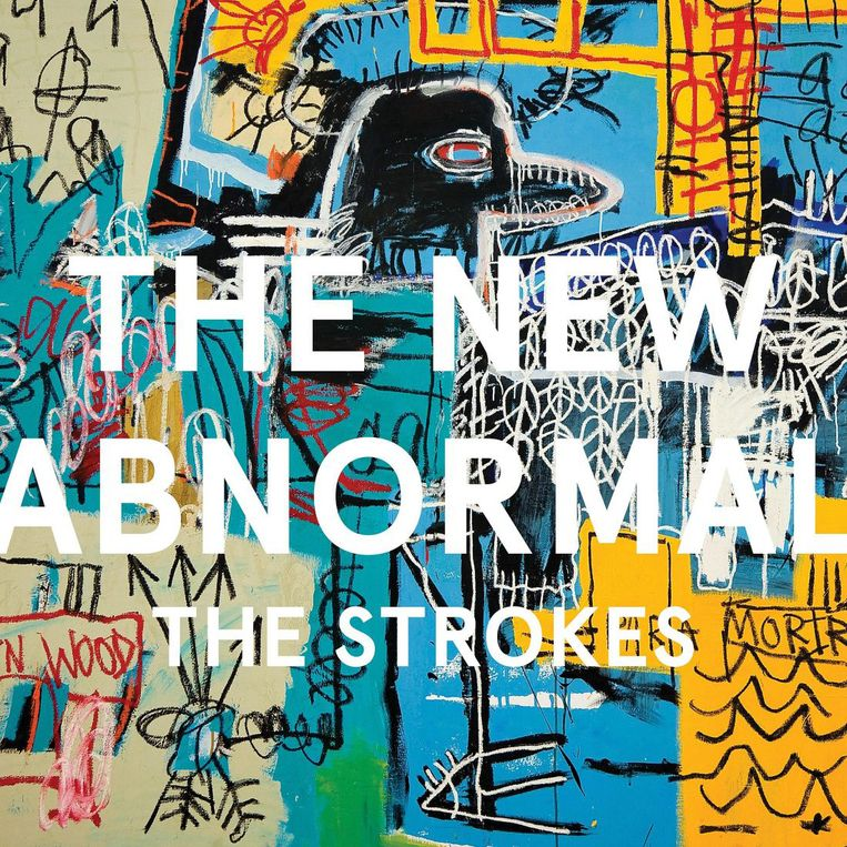 The Strokes - The New Abnormal (RCA Records). Beeld