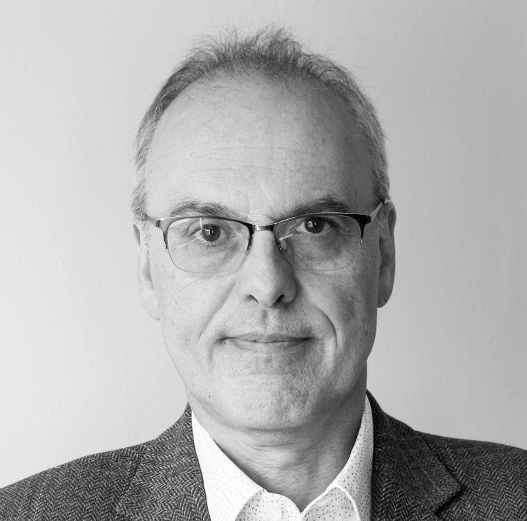 Walther Schonenberg is architectuurhistoricus. Beeld
