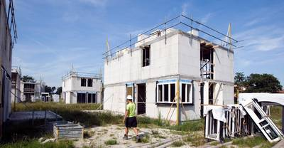 13.000 nieuwe woningen in kantoren en scholen