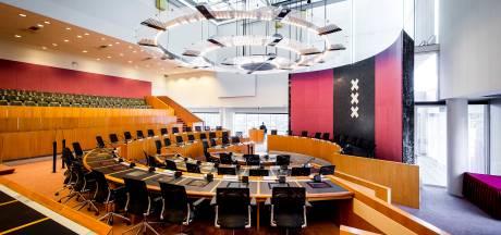 'Driekwart raadsleden Amsterdam bedreigd of geïntimideerd'