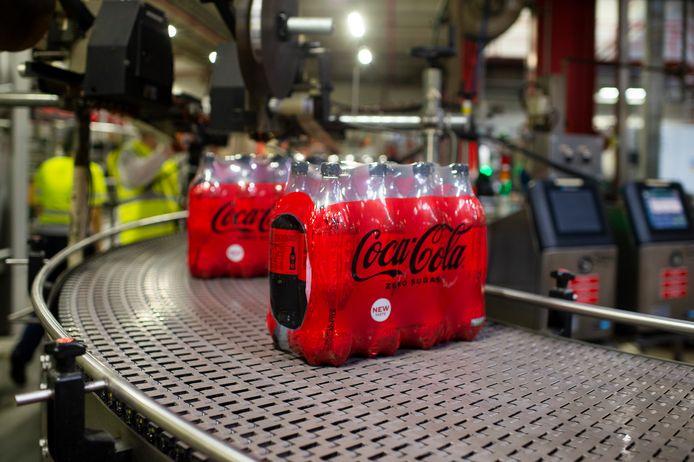 De nieuwe verpakkingen van Coca-Cola.