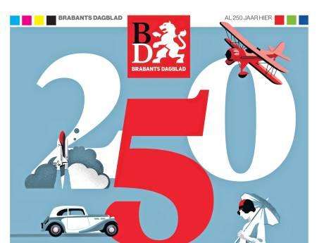 250 jaar BD in voorpagina's: man op de maan, de eerste euro's en Roze Maandag
