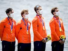 Roeiparia's slaan na coronadrama terug met medailleregen: 'Hebben we toch iets goed gedaan'