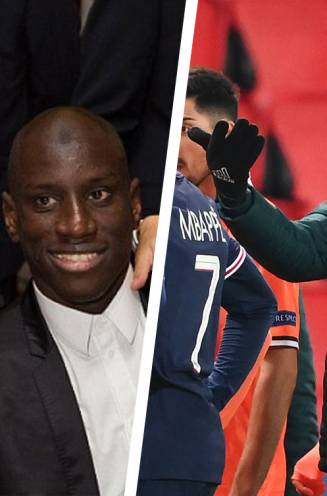 """Jij zegt nooit die blanke man!"": Portret van Eden Hazards goeie vriend Demba Ba, speler die vierde ref de les spelde"