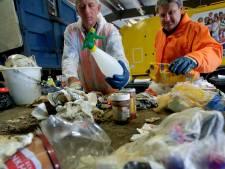 Bewoners hoogbouw maken potje van afvalscheiding