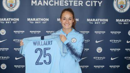 Tessa Wullaert tekent bij Manchester City én gunt ons unieke kijk achter de schermen op haar eerste dag