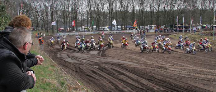 Circuit Bezuidenhout in Boekel