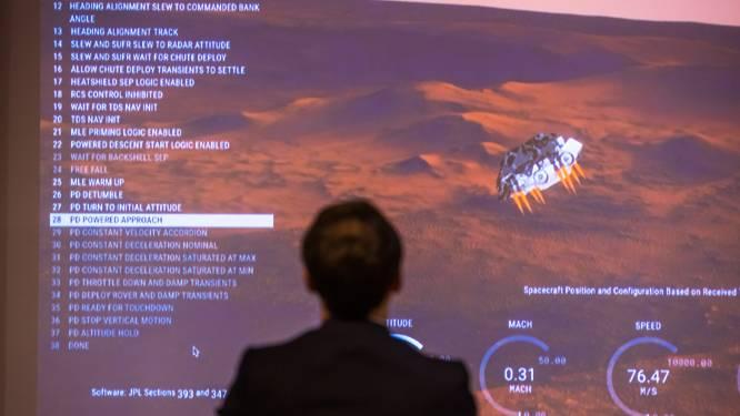Ook 27.550 Belgen landen veilig op Mars: schrijf u nu al in voor volgende missie