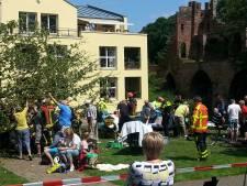 Zeven toeristen gewond door vallende tak