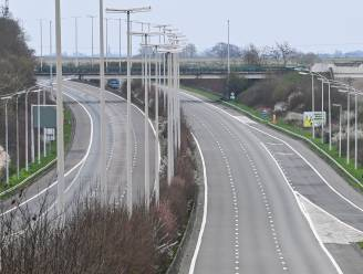 13,5 procent minder verkeer op Vlaamse snelwegen in tweede week van paasvakantie