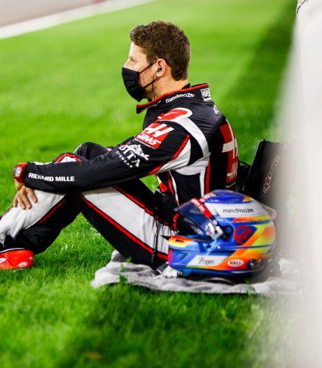 "Romain Grosjean: ""J'ai besoin de remonter dans la voiture"""