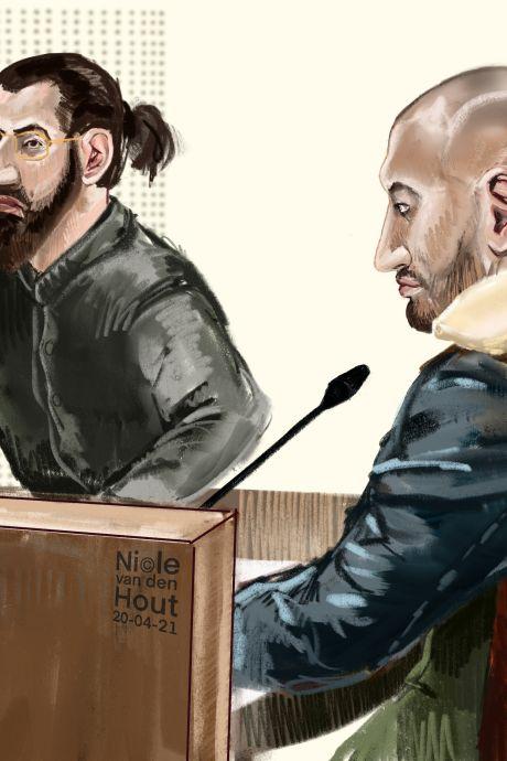 Zwolse drugsoorlog: celstraffen van 13 en 19 jaar geëist, lees hier het proces terug