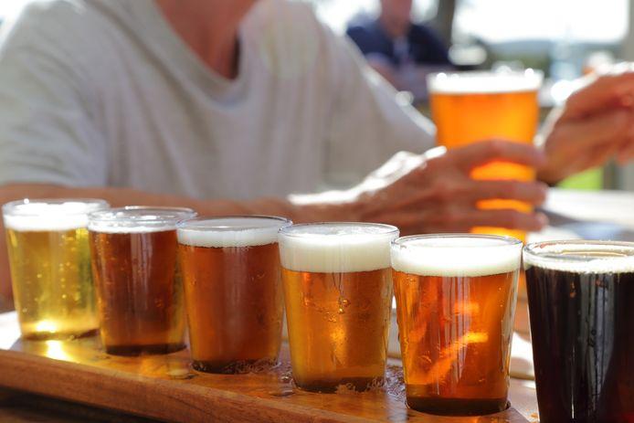Het aantal bierbrouwerijen in Nederland is verdubbeld.