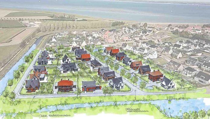 De 20 vrije kavels in nieuwbouwwijk Steehof III in Yerseke  worden opnieuw verloot. De gemeente Reimerswaal heeft een fout gemaakt waardoor de eerste loting ongeldig is verklaard.
