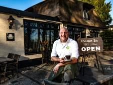 Restaurant De Veldhoek in Heino gooit terras woensdag open: 'Spaargeld zo goed als op'