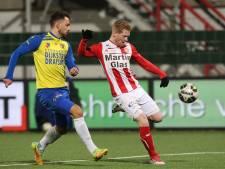 FC Oss sluit seizoen af met gelijkspel tegen FC Eindhoven