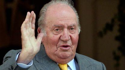"""Overspelige Spaanse ex-koning Juan Carlos verdacht van corruptie: """"Hij sluisde 65 miljoen door naar zijn minnares én haar zoontje"""""""