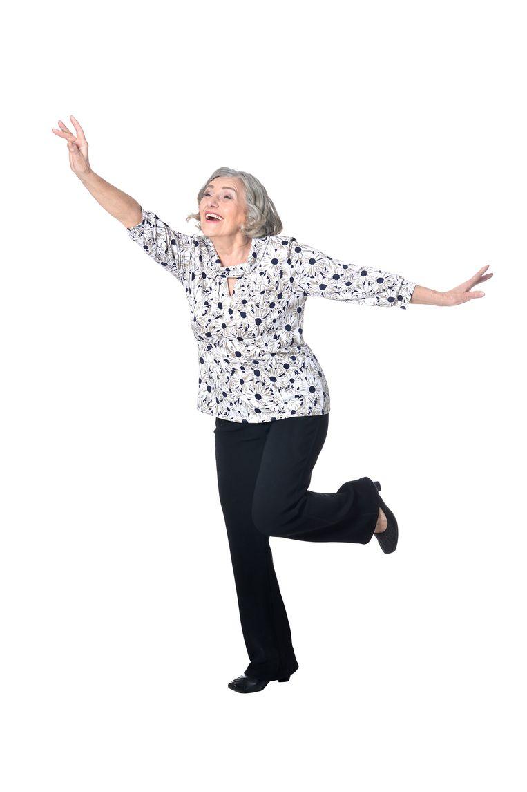 Het Jo Visser fonds is op zoek naar ouder danstalent. Beeld Shutterstock