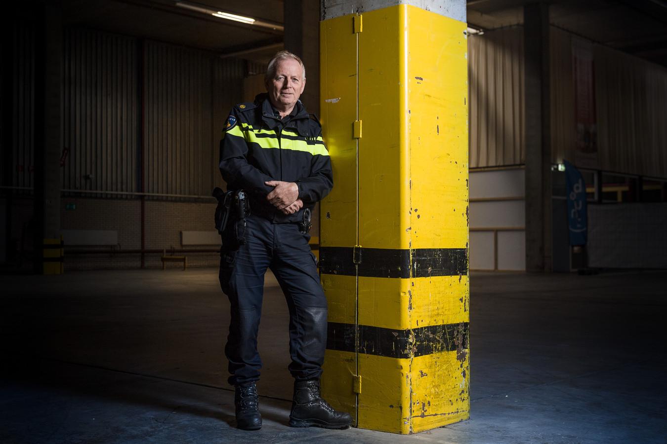 Wijkagent Bennie Visschedijk