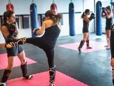 Steeds meer vrouwen boksen in Maas en Waal: 'De sport wordt niet meer als ordinair gezien'