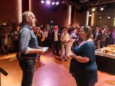 Harry - AH - Piekema op Ondernemersontbijt Zevenbergen:  Laat altijd iets van jezelf zien'
