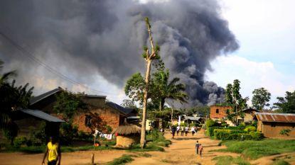 Tiental burgers gedood in oosten van Congo