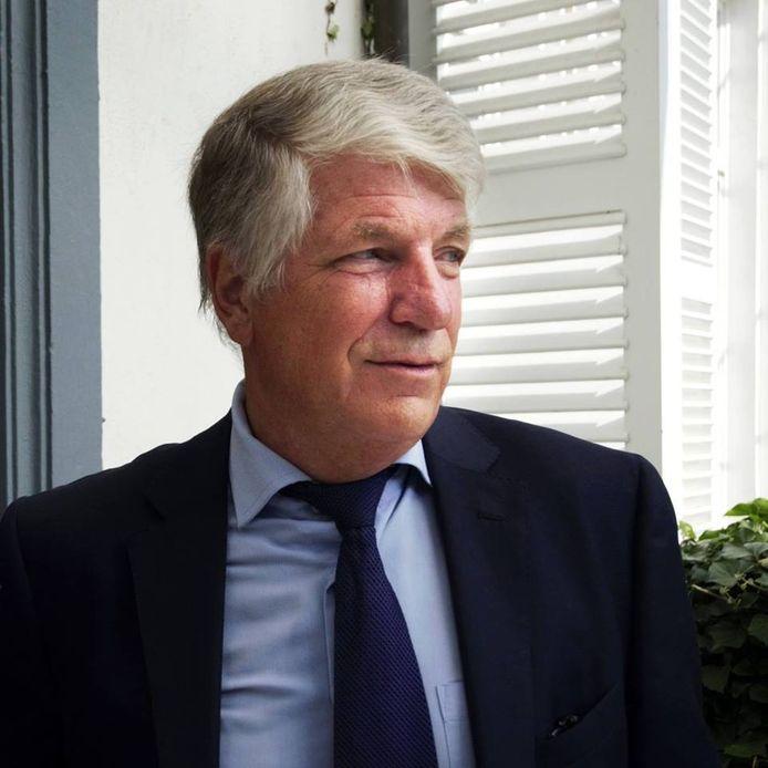 Burgemeester Koen Volckaerts (N-VA).