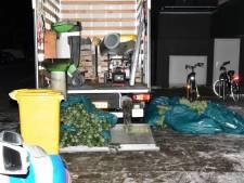 Flatwoning in Middelburg voor drie maanden afgesloten na vondst wietkwekerij