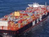 Containerramp MSC Zoe heeft ernstige gevolgen