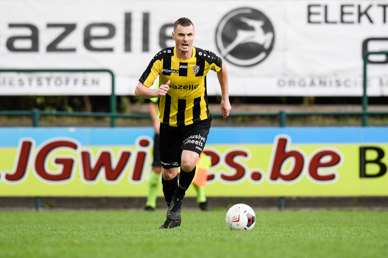 Koen Weuts speelt nog tot minstens 2024 bij Lyra-Lierse.