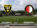 VVV-Venlo - Feyenoord