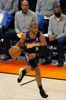 Onze ans plus tard, les Suns retrouvent les playoffs