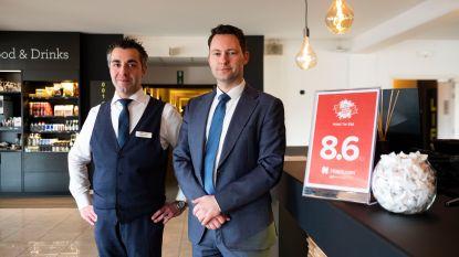Goede beoordelingen van hotelgasten leveren Ter Elst twee awards op