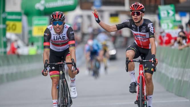 Costa teruggezet naar tweede plek na zwieper in sprint, Kron juicht alsnog in Zwitserland