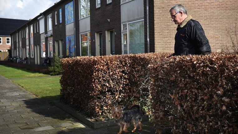 Zeeheldenbuurt: Ongeveer 30 procent van alle woningen in Vught betreft sociale woningbouw. Het gros ligt ten zuiden van de Rijksweg 65, zoals in de Grote Zeeheldenbuurt. Beeld null