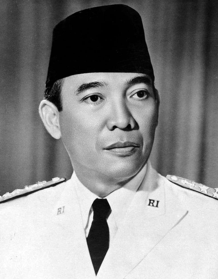 'President Soekarno was wiskundig bereid was een paar honderdduizend mensen op te offeren voor de vrijheid en onafhankelijkheid van 70 miljoen anderen. ' Beeld IMAGE ASSET MANAGEMEN