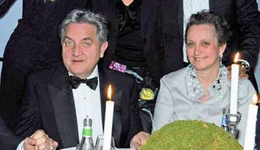 Wojciech Janowski et Sylvia Pastor