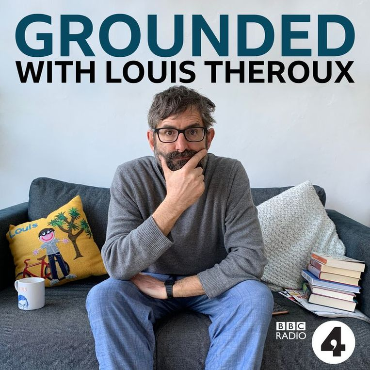 Grounded with Louis Theroux Beeld RV