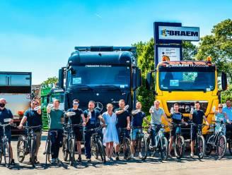 Fietscampagne Cyclis haalt meer dan 21.500 euro op voor Habbekrats