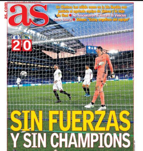 De cover van AS.
