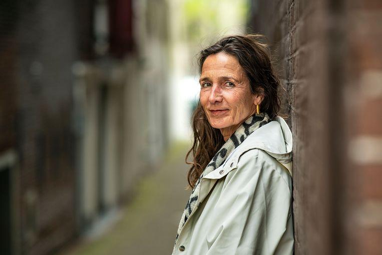 Marianne van Leeuwen, de aanstaande directeur betaald voetbal bij de KNVB. Beeld Guus Dubbelman / de Volkskrant
